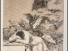 """""""Gdy rozum śpi, budzą się potwory"""" Francisko Goya y Lucientes (""""Kaprysy"""" 1779)"""